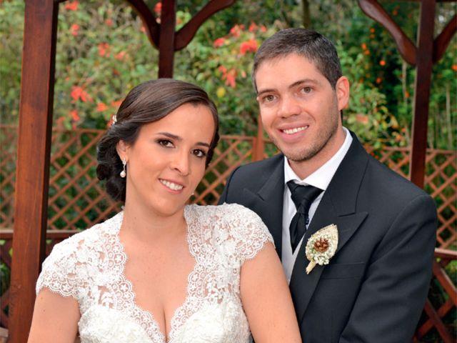 Valeria y Luis Fernando.