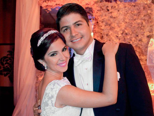 María José y Enrique.