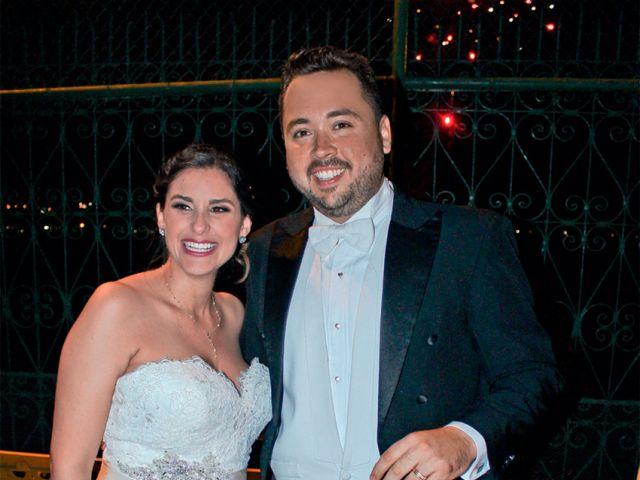 María Cecilia y Jorge.