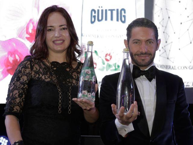 Los diseñadores Olga Doumet y Gustavo Moscoso.