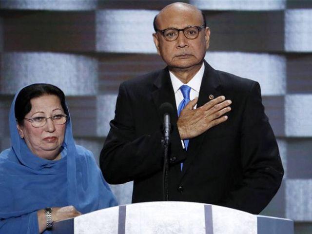 La ofensa de Trump a la familia de un soldado muerto moviliza a los republicanos Pesos pesados del partido conservador y el presidente Obama salen en defensa de los padres del capitán musulmán caído en Irak