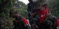 """El hombre, que fue identificado como """"Carro Loco"""", llevaba 20 años en el grupo rebelde. Foto: Reuters"""