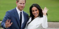 El príncipe, quinto en la línea de sucesión al trono, y la actriz mestiza estadounidense tienen previsto casarse en el castillo de Windsor el 19 de mayo. Foto: AFP