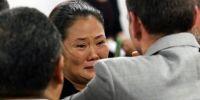 Keiko, de 43 años, fue recluida en el Establecimiento Penitenciario de Mujeres de Chorrillos. Foto: AFP