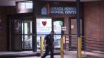 Hospital donde están siendo atendidos los heridos.