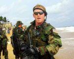 Robert O'Neill es un excombatiente de los Navy Seals. Foto: Twitter