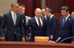 En estos días se han dado encuentros impensables. Foto: AFP