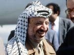 Yaser Arafat. Foto: Archivo