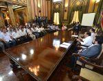 Alcalde Jaime Nebot aceptó reunirse con los representantes del gremio. Foto: Municipio de Guayaquil