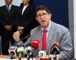 Aulestia subrayó el interés de Ecuador en la aplicación del acuerdo de libre comercio con la UE. Foto: Ministerio de Comercio Exterior