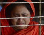 Pariente del bloguero. Foto: AFP
