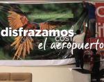 El video simula el viaje de turistas ecuatorianos a Costa Rica, cuando en realidad nunca salieron del país.