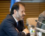 Augusto de la Torre, el economista jefe del Banco Mundial. Foto: World BAnk