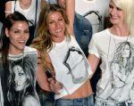 Gisele Bündchen fue la modelo mejor pagada del mundo. Solo en 2014 ganó 47 millones de dólares, según Forbes. Foto: AFP