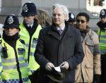 El fundador de WikiLeaks fue detenido en 2010 y puesto en libertad condicional poco después. Foto: REUTERS
