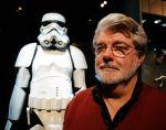 """En """"The Force Awakens"""", George Lucas cedió el banquillo de dirección a J. J. Abrams."""