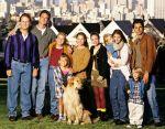 """La serie """"Full House"""" (Un hogar casi perfecto) fue exitosa en las décadas de 1980 y 1990."""
