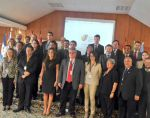 Altos cargos del sector judicial de 21 países celebraron en Quito la reunión preparatoria de la XIX Asamblea General de la COMJIB. Foto: Ministerio de Justicia,