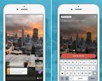 El concepto de Periscope es el de una app para transmitir videos en vivo.