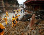 El balance oficial de víctimas es por ahora de 5.057 personas y 10.000 heridos. Foto: REUTERS
