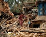 El terremoto también supone un duro golpe para la economía de Nepal, uno de los más pobres del mundo. Foto: REUTERS