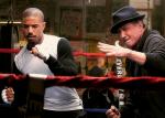 Michael B. Jordan y Sylvester Stallone.
