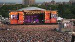 El hecho ocurrió el 14 de septiembre de 2014 en el Hyde Park de Londres.