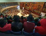 La Asamblea Nacional revisa el polémico proyecto en segundo y definitivo debate. Foto: API.