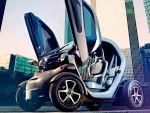 Los vehículos eléctricos se comercializan en el país sin aranceles. Sus ventajas son la ampliación en el tiempo para cada mantenimiento y cero emisiones de CO2.