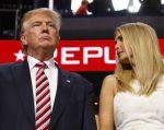 En la grabación, Trump acepta que llamen a su hija Ivanka'pedazo de trasero'. Foto: El Periódico.
