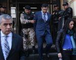 QUITO, Ecuador.- El procesado era el coordinador de la Selección Ecuatoriana de Fútbol y formó parte  del proceso judicial que investigó el delito de lavado de activos. Foto: Archivo.