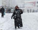 El balance de víctimas podría agravarse el fin de semana ya que la temperatura permanecerá por debajo de -20º C. Foto: AFP