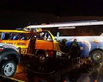 El gobernador del Guayas confirmó que el accidente dejó 18 personas heridas.