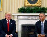 En la campaña, Trump prometió que se alejaría de la política exterior de Obama. Foto: Agencias