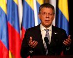 Santos habla con Donald Trump y le pide apoyo para proceso de paz en Colombia. Foto archivo Reuters
