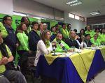 Algunos miembros de AP coinciden en que el fiscal Galo Chiriboga debe acudir a la Comisión de Fiscalización de la Asamblea Nacional. Foto: Soledad Buendía.