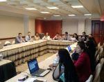 En las reuniones técnicas participan más de 30 representantes de las entidades competentes por cada país. Foto: Twitter.