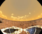 La ley reafirma la importancia del programa Orio.   Foto: NASA.