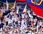 """Lasso dijo que envió a la OEA """"todo el relato de lo que está sucediendo en el Ecuador, que es un escenario previo a un intento de fraude. Foto: Twitter, Guillermo Lasso"""