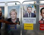 Un 28,54 % de los electores franceses había votado al mediodía de hoy en la primera vuelta de las presidenciales francesas. Foto: referencial