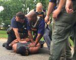 El atacante ya se encuentra en custodia de las autoridades. Se desconocen los nombres de las víctimas. Foto: