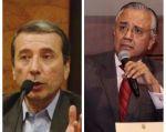 Vinicio Alvarado y Alexis Mera estuvieron en el gobierno del expresidente Correa durante los 10 años que duró. Foto: Collage referencial