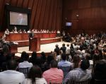 El Vicepresidente Jorge Glas pidió comparecer de forma voluntaria ante la Comisión de Fiscalización por el caso Odebrecht. Foto: TW de Vicepresidencia