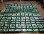 Según las indagaciones, la droga se acopiaba en diferentes inmuebles ubicados en las provincias de Guayas, Los Ríos y Manabí. Foto: Ministerio del Interior