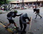 La estrategia opositora continúa tras concluir este viernes el paro general que convocó por 24 horas. Foto: Reuters