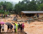 En Freetown, una ciudad superpoblada de cerca de 1.2 millones de habitantes, llueve seis meses al año. Foto: AFP