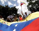"""La Cancillería hizo un llamamiento al diálogo """"como única forma de solucionar la situación"""" del pueblo venezolano. Foto: Reuters"""
