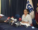 """""""Me estoy quedando sin el apoyo jurídico"""", manifestó Moreno. Foto: @JacquelineRodas"""