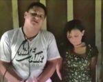 Los dos ciudadanos ecuatorianos secuestrados han sido identificados como Vanessa Velasco Pinargote y Oscar Efrén Villacís Gómez. Foto: Captura