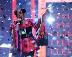 Netta Barzilai, la extravagante estrella que ganó Eurovisión. Foto: AFP